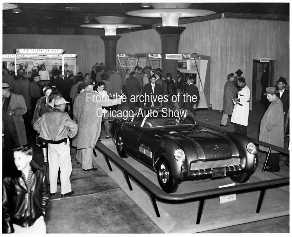1954 Pontiac Bonneville Special - Bortz Auto Collection